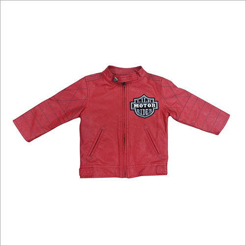Kids Red Jackets