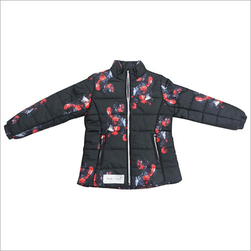 Black Kids Jacket