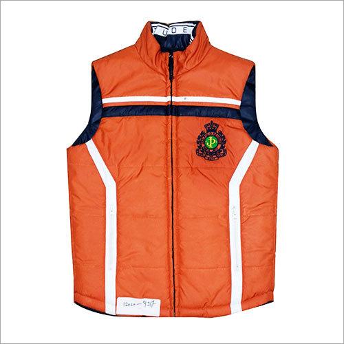 Orange Mens Jacket