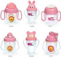 PP Plastic Feeding Bottles