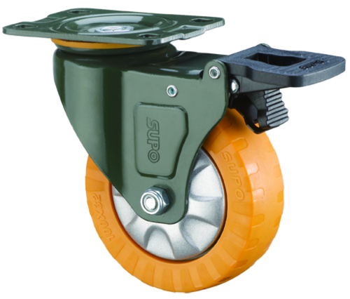 Polyurethane Wheels Medium