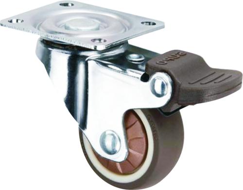 Furniture Casters TPR Wheels