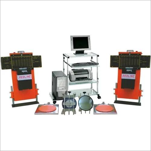 Laser Mechanical Wheel Alignment