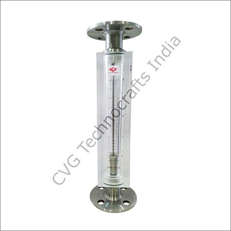 Flange End Acrylic Body Rotameter