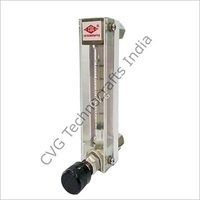 Glass Tube Low Flow Rotameter