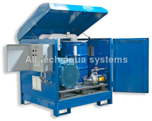 Industrial Water Treatment Blower