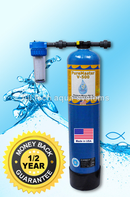 Water Treatment Filtration Filters