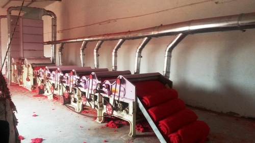 Textile Waste Recycling Machines