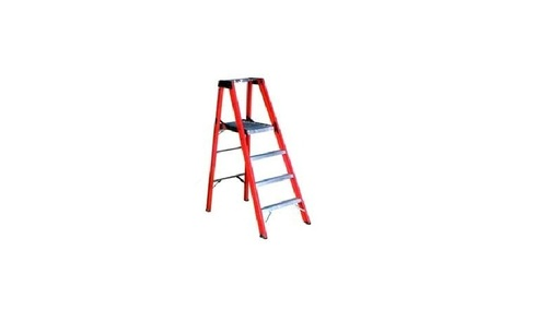 Fiberglass Self Supported Step Ladder