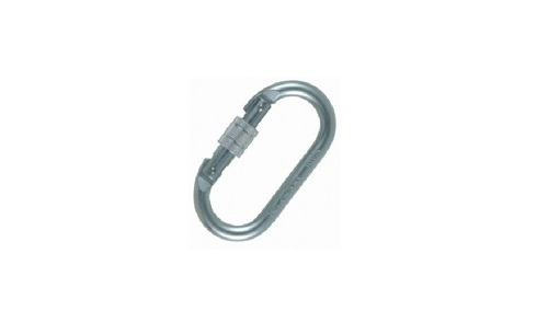 Quarter Turn Steel Carabiner
