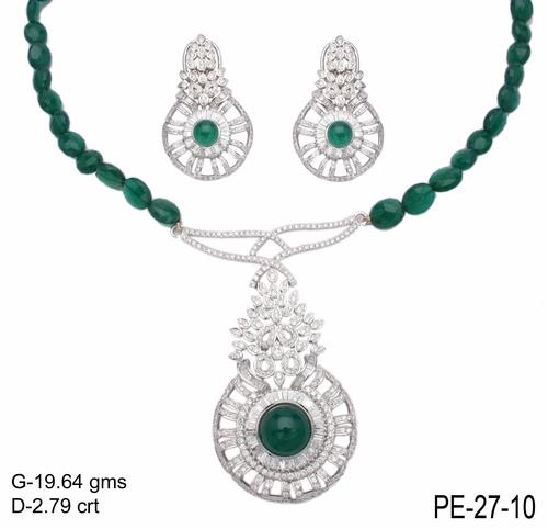 Simple Diamond Necklace
