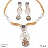 Traditional Diamond Necklace sets