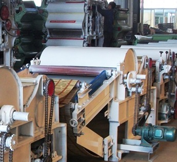 JALLER WASTE  HARD WASTE CARDING MACHINERY