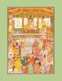 Jhangir court sceen
