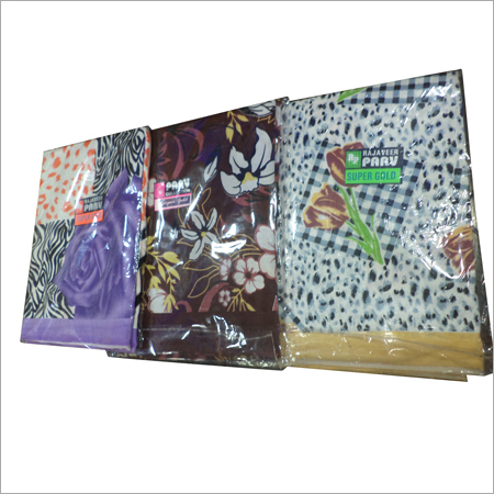 Printed Single Bed Set