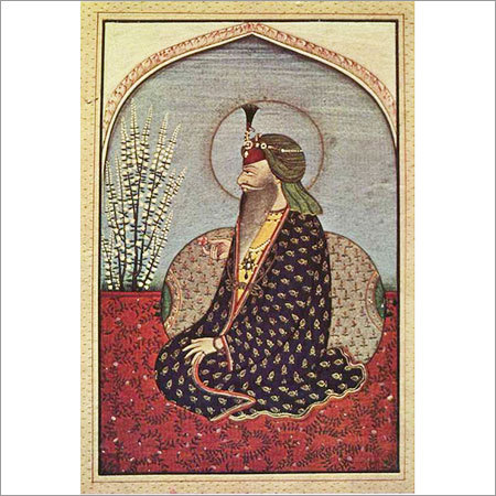Lahore court style of painting