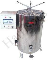 Vertical Model Autoclave