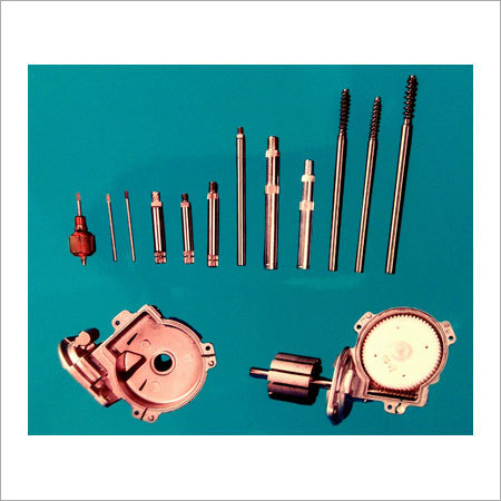 Precise Turned Components Parts