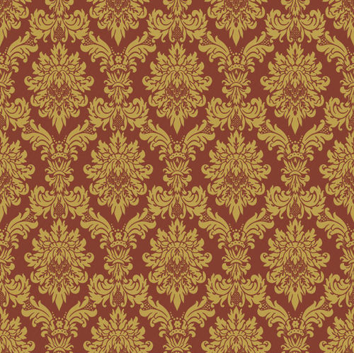 Red and Golden Motive 3D