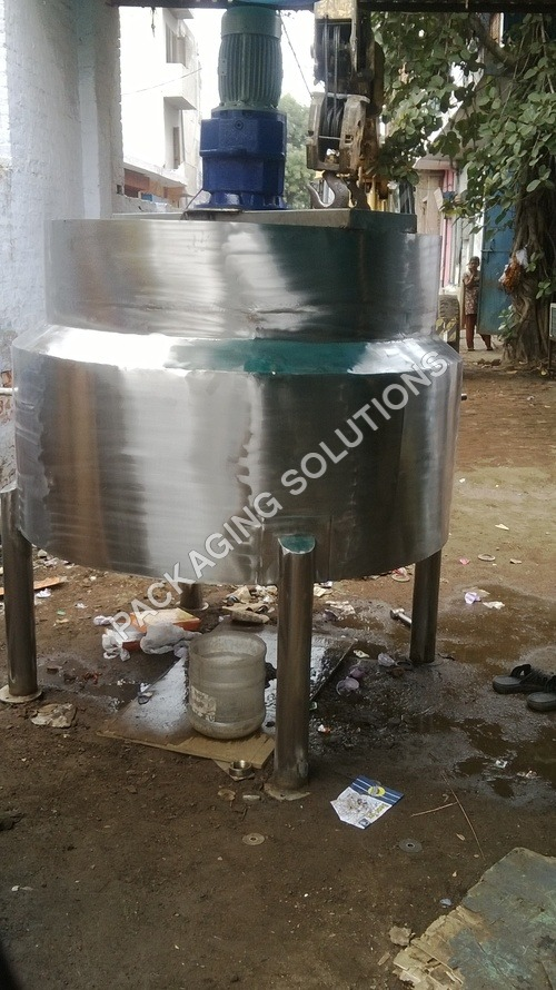 Fixed Type Cooking Kettle