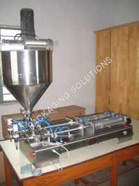 Double HEAD PENUMATIC FILLER: