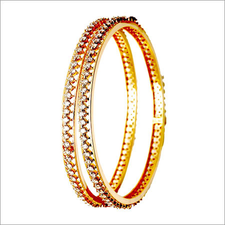 Designer gold bangle wholesale