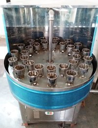 ROTARY BOTTLE WASHER