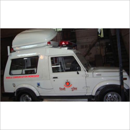Mobile Communication Unit