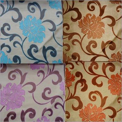 Dupion Silk Curtain Fabric