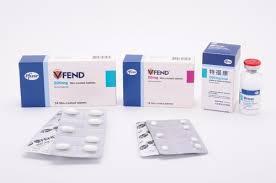 Vfend 50mg & 200mg ( Voriconazole )Tablets