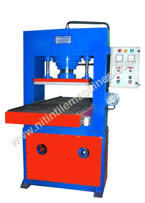Hydraulic Punch Cutter Machine