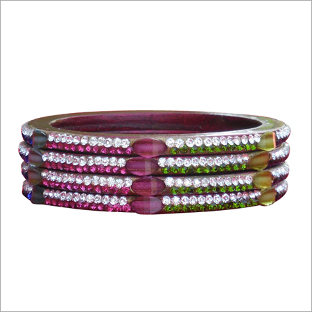 Fancy Lac Bangles