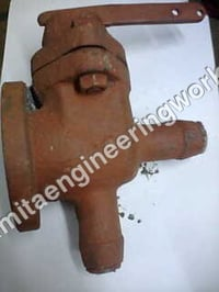 Release Valve Double Branch Round Flang