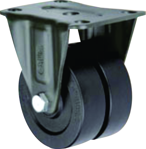 Low Height & Medium Duty Caster Wheels
