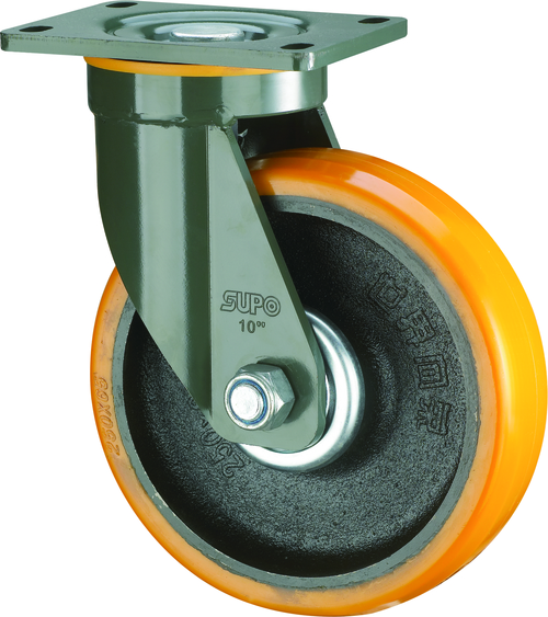 Extra Heavy Duty PU Wheels