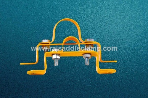 Heavy Gas Connection Clamp