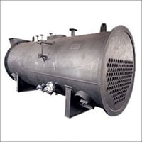 Shell Tube Type Boiler