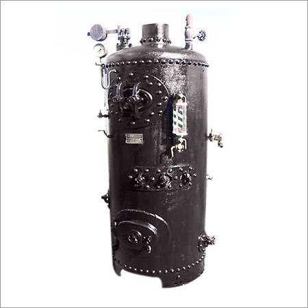 Vertical Coal Wood Boiler