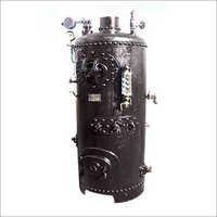Vertical Coal Wood Boiler