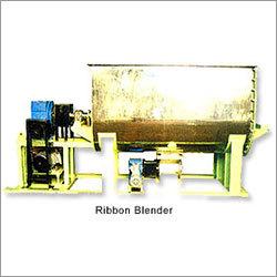 Ribbon Blenders
