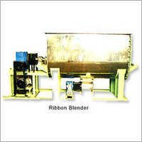 Ribbon Blenders