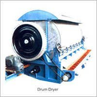Drum Dryers