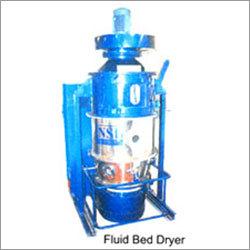 Fluid Bed Dryers