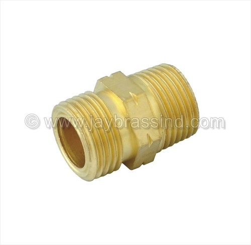 Brass High Pressure Connector