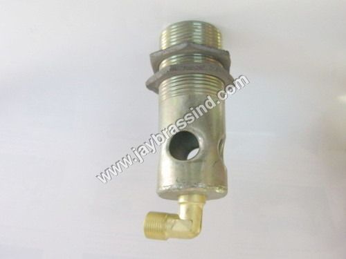 Brass Injector Assembly With Elbow