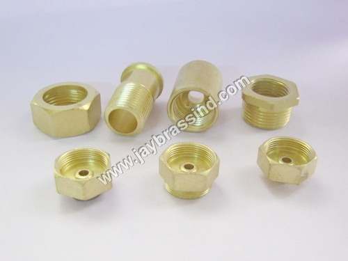 Brass LPG Fittings