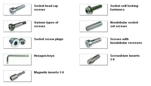 Metal Socket Screws