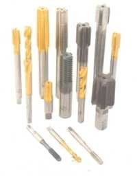 Hi-Performance Special Taps & Thread Milling Cutter