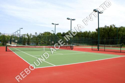 Lawn Tennis Court