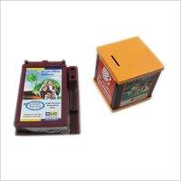 paper pad & money box
